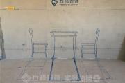 方林工艺|方林装饰施工9阶段工艺说明之1:1模拟放线工艺