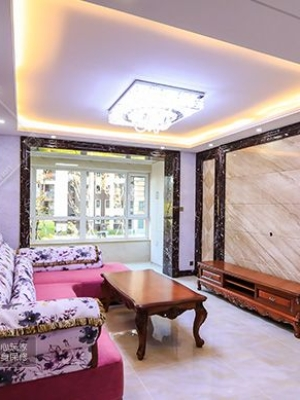 沈阳首创国际城110平个性化风格101-120平装修设计效果图