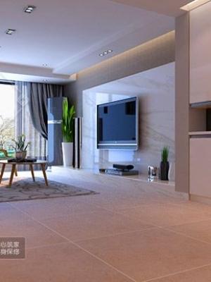 沈阳御景新世界133平个性化风格121-150平装修设计效果图